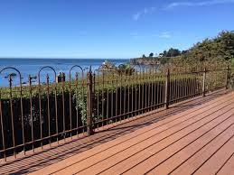 Customer Photos Of Wrought Iron Deck Railing And Balconys