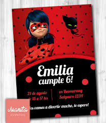 Kit Imprimible Ladybug Prodigiosa Miraculous Incluye Props