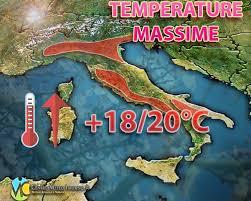 METEO NAPOLI – Anticiclone ad oltranza in tutta Italia e aria di ...