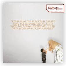 cinta seorang ibu ruang muslimah