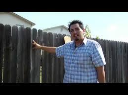 Home Repair Maintenance Tips Repairing Wooden Fences Youtube