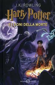 Harry Potter e i Doni della Morte - Vol. VII - Libro di J. K. Rowling