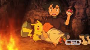 Pikachu declines Ash order | Pokemon The Movie I Choose You - YouTube