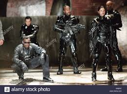 BLADE II WESLEY SNIPES, LEONOR VARELA Date: 2002 Stock Photo ...