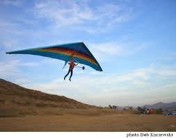 san go hang gliding