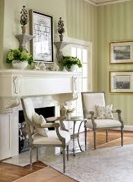 fireplace mantel decor