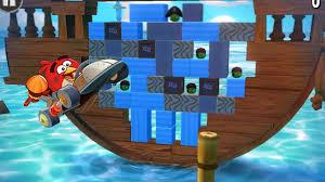 Angry Birds GO! Jenga - Gameplay Walkthrough Unlock Attack (iphone ...