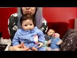 Reborn Box Opening Penelope OOAK doll by Noemi Smith - YouTube