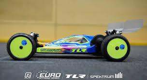 Team Losi 22 - Dustin Evans - EOS Rd2 - Langenfeld - 05-06.01.2013