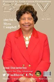 Myra Campbell, 1st African American female Mayor. Asbury Park, NJ ...