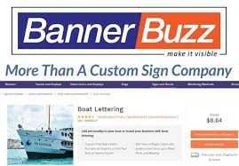 Best Boat Name Decals And Lettering Solutions For Your Boat