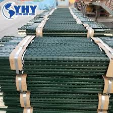 China 1 15lb Ft Farm Fence Metal Posts With T Shape Used Fence Post For Sale China Y Studded Post Y Post Fence
