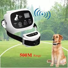 Pet Dog Electric Wireless Fence Containment System Waterproof Transmitter Us One By One Buy Sell Online Best Prices In Srilanka Daraz Lk