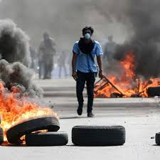 several dead in nicaragua amid clashes