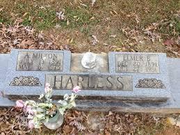 A Milton Harless (1891 - 1975) - Find A Grave Photos   Grave marker,  Milton, Find a grave