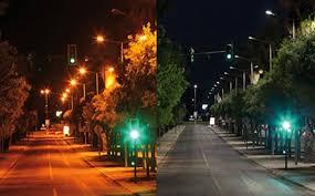 Iluminação Pública - Ruas e Avenidas de Itabira terão iluminação de LED -  NOVA 93FM