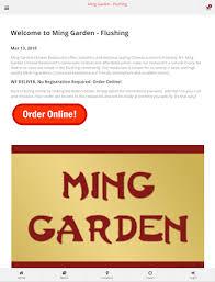 ming garden flushing ordering 1