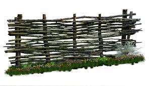 Weaved Wooden Fence Png By Aledjonesdigitalart On Deviantart