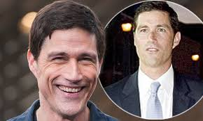 Matthew Fox is almost unrecognisable as he displays fine lines while  filming TV interview | Daily Mail Online