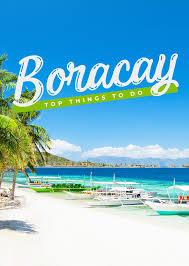fun things to do in boracay island