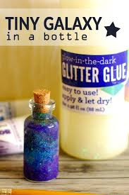 tiny galaxy in a bottle how to make