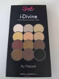 sleek makeup mineral based eyeshadow