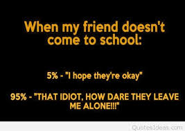 best funny school quotes sayings cards images