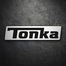 Sticker Tonka Muraldecal Com