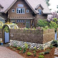 Stone Wall Ideas Better Homes Gardens