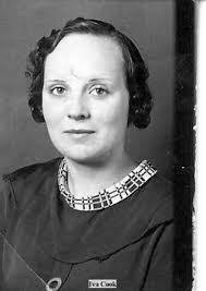 Iva Corrine Cook Saucier (1915-1967) - Find A Grave Memorial