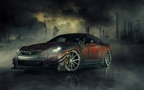 free nissan gtr r35 wallpapers
