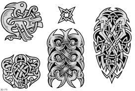 Celtic Tattoo Designs Wzory Tatuazy Celtyckich