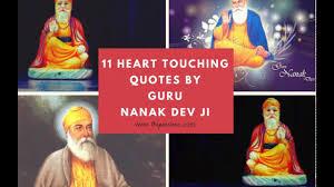 heart touching quotes by guru nanak dev ji the penslave