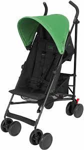 maclaren mac m 02 stroller black moss new