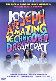Amazing Technicolor Dreamcoat [DVD ...