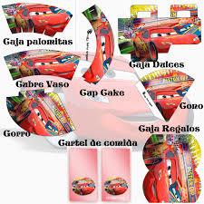 Kit De Cumpleanos Cars Cumpleanos Cars Cumpleanos Fiesta De Cumpleanos Originales