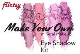 makeup kit flirtsy cosmetics australia