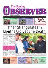 Sunday observer 30 03 2014 by Nigerian Observer - issuu
