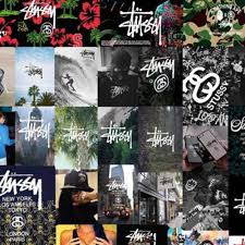 47pcs Stussy No Repeat Skateboard Stickers Pack Buy Luggage Bumper Stickers Pack With Cheap Price