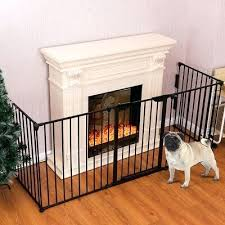 fireplace baby gate in product