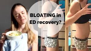 bloating in eating disorder reery