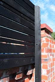 Diy Guide How To Build A Slatted Fence