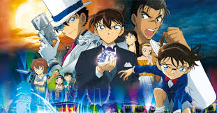 Detective Conan: The Fist of Blue Sapphire' releases in PH ...