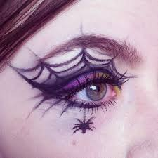 70 spiderweb eye makeup ideas to try