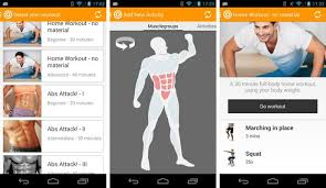 free android apps for fitness