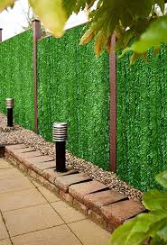 Best Artificial Conifer Screening Roll Privacy Hedging Wall Landscaping Garden Fence Uv Fade Protected 3m X 1m Amazon Co Uk Garden Outdoors