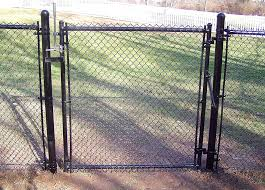 Chain Link Fence Gates Are Available From Profencesupply Com In All Heights Widths Colors Pipe Diameters And Filled Or Frame Only Pro Fence Supply