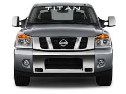 Nissan Titan Windshield Banner Decal Sticker Custom Sticker Shop