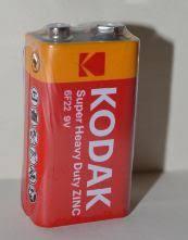 Kodak Extra Heavy Duty 6F22 9V Батарейка крона — купить в Киеве и Украине: цена, стоимость и отзывы в Struny