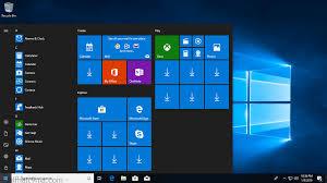 تجميعة إصدارات ويندوز 10 الجديد Windows 10 19h1 2019 X86